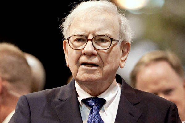 Warren Buffett's Sneaky Berkshire Buyback Math
