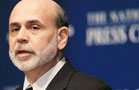 Stocks Finish Higher After Bernanke Comments