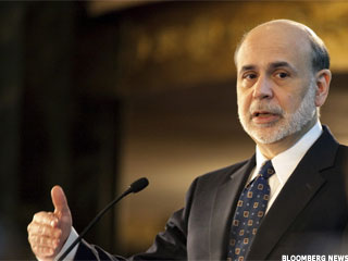 Bernanke Warns of Fiscal Cliff, Reminds of Debt Limit