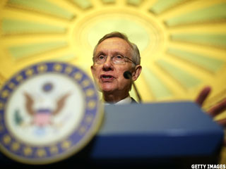 Should You Fear a Market Plummet Whenever Harry Reid Speaks?