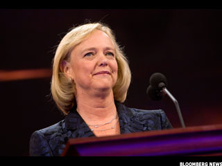 Can Meg Whitman Save HP?