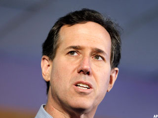 Mega Donors Beef Up Santorum Super PAC