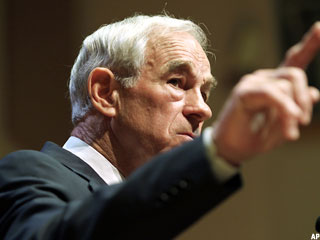 Ron Paul: Donald Trump Is 'Arch Enemy' of GOP (Update 1)