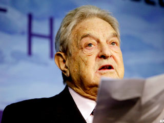 Three ETFs George Soros Might Like