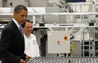 Solyndra Filing for Bankruptcy