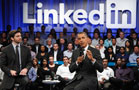 Obama: Chief 'Hypocritical' Officer at LinkedIn Meeting
