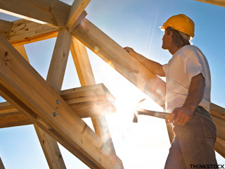 Housing Sales Surge Could Push Homebuilders Higher -- if It Lasts
