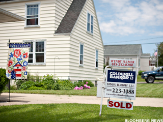 Existing-Home Sales Post First Annual Drop in 29 Months