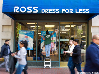 Carnevale: Ross Stores a Buy on Bad News (Update 1)