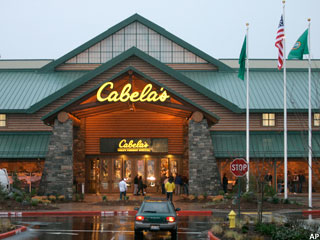 Investors Underestimating Cabela's Canadian Expansion Potential