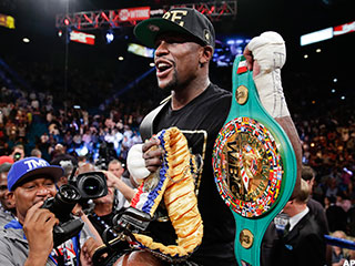 Floyd Mayweather Can Make You Money Every Time He Wins or Loses