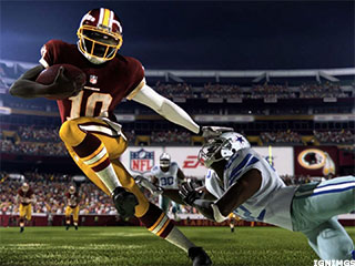 EA Changes Video Game Landscape With Madden 15 Cinematogoraphy