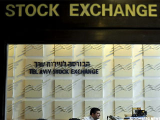 Israeli Stock Market Wary of Egypt Crisis