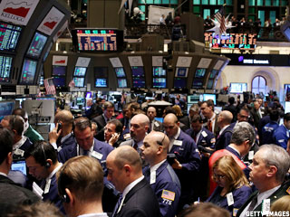 Futures Fall Following Data Deluge