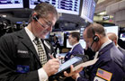 Stocks End Higher on Global Data