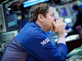 Stocks Battle Back to Finish With Mild Losses