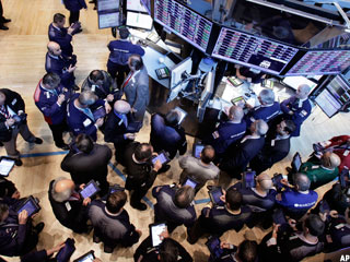 Stocks Finish Mixed; March Jobs Report Looms