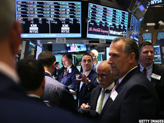 Stocks Lower as Rate Hike Worries Surface