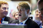 Who's Afraid of the Fiscal Cliff? Stocks Soar