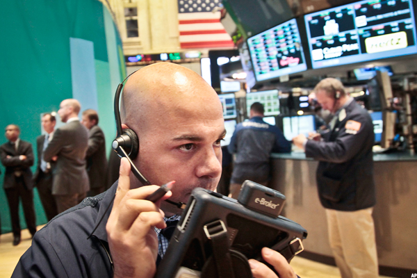 Stock Futures Tank on 'Fiscal Cliff' Woes