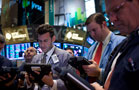 Stocks Rebound as Investors Grow Upbeat on Economy, Fiscal-Cliff Deal