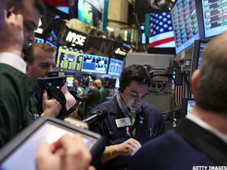 Stocks Fall on Retail Sales Data