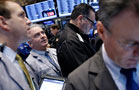 Stock Futures Fall Amid Budget Jitters, J.C. Penney Plunges