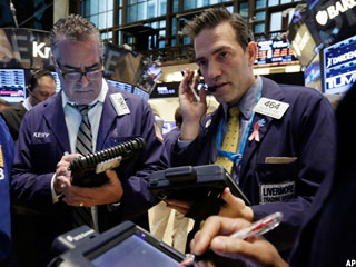 Stocks at Record Highs, Futures Pullback as Google, Microsoft Disappoint