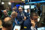 Dow Sings on Upbeat Data, Bernanke