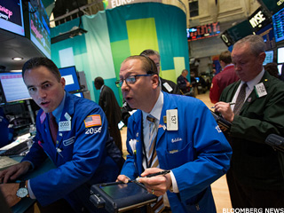 Stocks Edge Still Higher on Citigroup's Profits