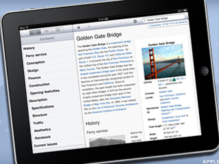 10 Popular iPad Apps for 2011