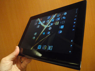 Sony Tablet S Is a Long-Awaited Win