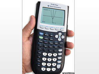 Texas Instruments' TI-84 Calculator In Color?