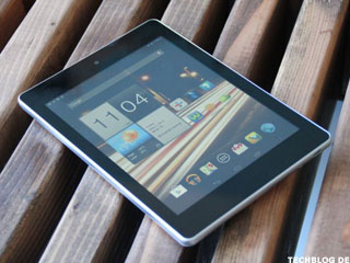 Acer's Android Response to the iPad Mini