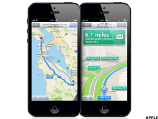 Google Maps No Longer Embarrass Apple Maps