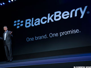 BlackBerry 10 Is Unveiled