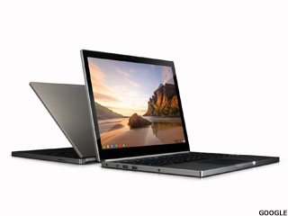Google Launches the Bugatti of Laptops