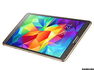 Samsung Galaxy Tab S vs. iPads: It's All About The Display