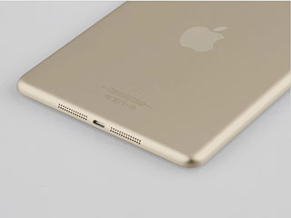 Web Site Leaks Images of Gold iPad Mini