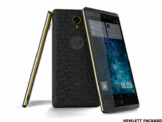 HP Announces Giant Android Phones