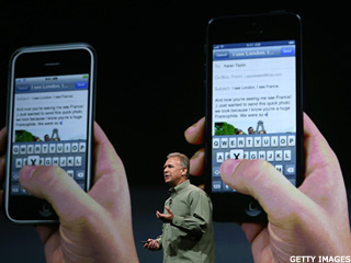 Apple iPhone 5 May Hit AT&T, Verizon Earnings