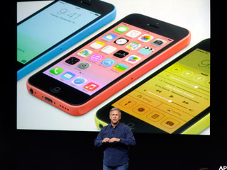 iPhone 5c Pre-Orders Go Live