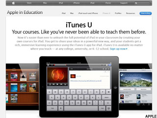 Apple's iTunes U Apps Top 1B Downloads