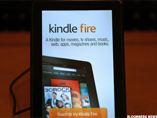 What Will Be in the Kindle Fire 2?