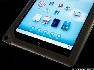 Microsoft Said to Pursue $1 Billion Deal for B&N's Nook