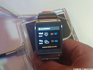 Samsung Seeking Growth in the Booming Tech 'Wearables' Market