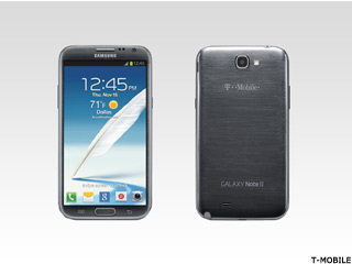 T-Mobile's Galaxy Note II Has LTE Surprise