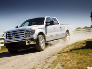 Ford, GM Take Different Paths in Nov. Truck Sales