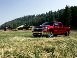GM Rolls Out 2014 Chevy Silverado