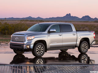 Take a Look at the New Toyota Tundra